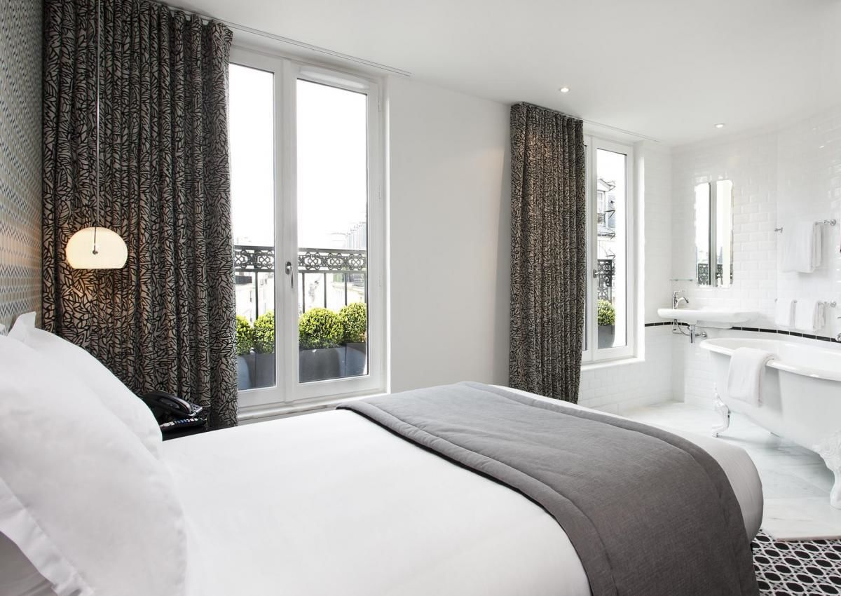 Hotel Emile Paris - Superior Room